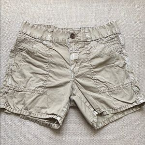 Madewell Brown Shorts Size 24
